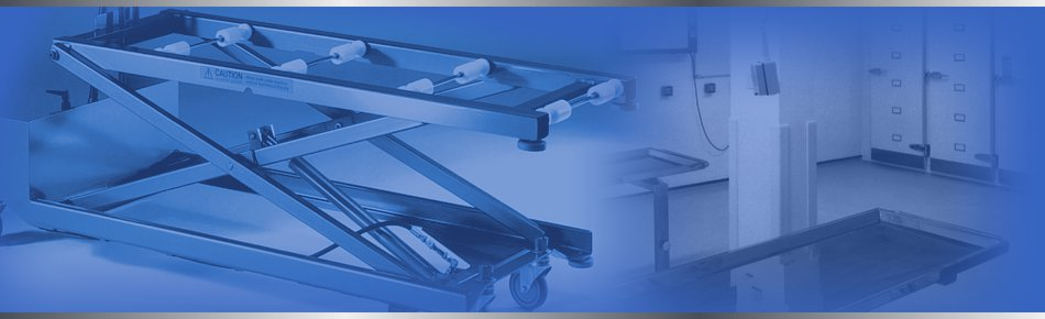 Morquip Maintenance, Quality Mortuary Equipment