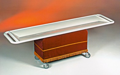 Glass Reinforced Plastic Body Tray