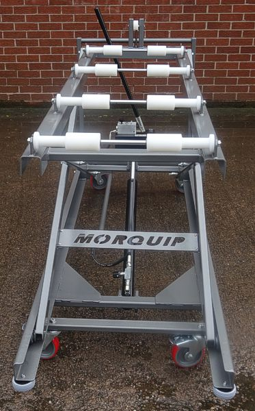 Economical Hydraulic Scissor-Lift Trolley